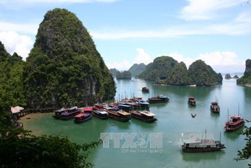 Quang Ninh hopes to welcome 12 million tourists in 2018 hinh anh 1