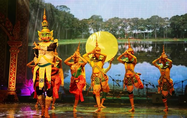 Khmer ethnic people preserve 2,000 years of culture hinh anh 1