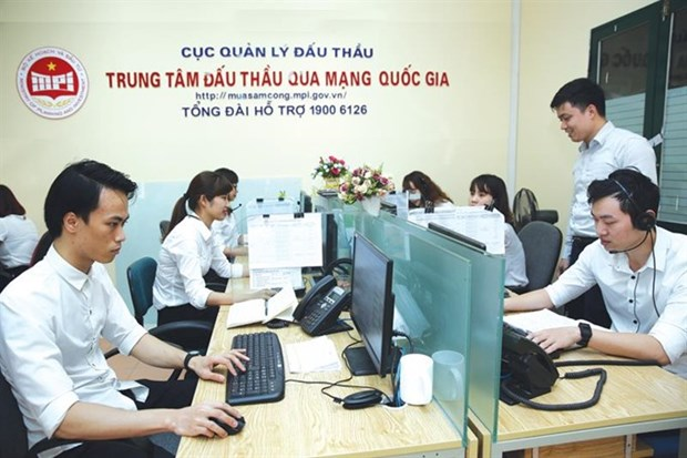 Bidders to publicise contracts hinh anh 1