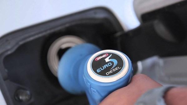 Euro 5-standard diesel, Euro 4 RON 95 petrol hit market hinh anh 1