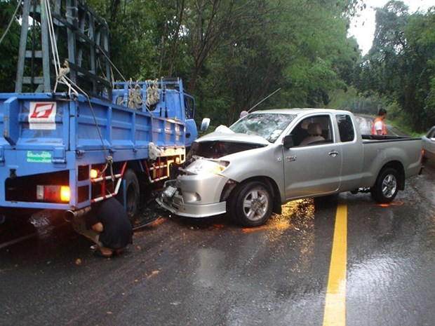 Thailand: 239 killed in traffic accidents in New Year holiday hinh anh 1