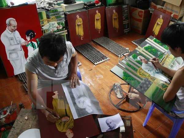 Hanoi has eight more craft villages hinh anh 1