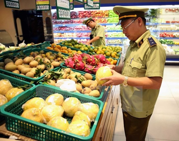 HCM City sets up groups to inspect food safety hinh anh 1