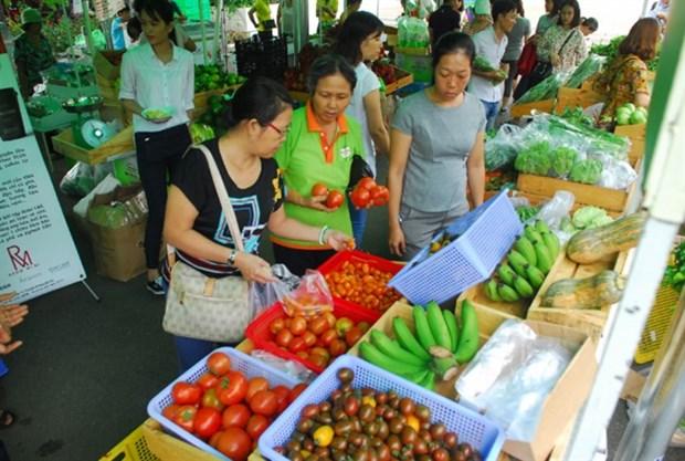HCM City plans more safe farm produce markets hinh anh 1