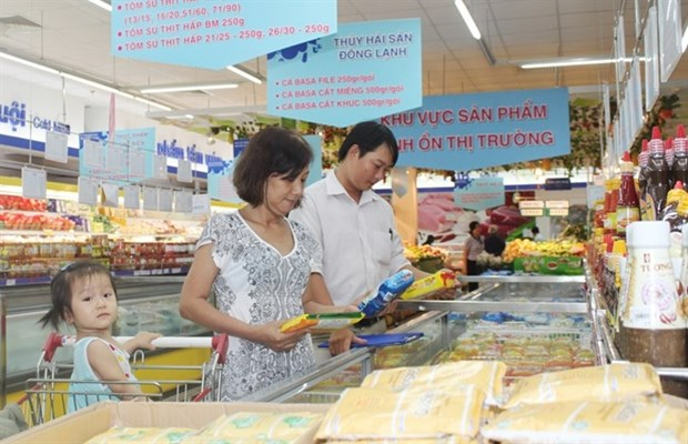 HCM City firms ready for Tet hinh anh 1