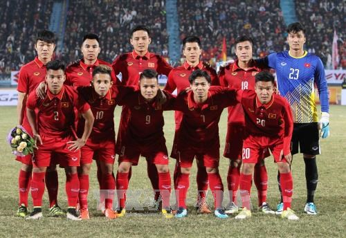International, domestic sports events await Vietnam in 2018 hinh anh 1