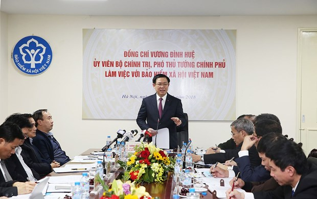 Social Security enhances inspections to prevent fraud: Deputy PM hinh anh 1