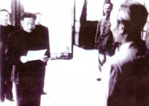 Venue of first credentials reception ceremony named national relic hinh anh 1