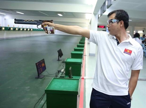 Marksman Hoang Xuan Vinh ranks second in world hinh anh 1
