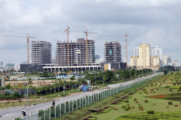 Foreign investors keen on real estate projects in Hanoi hinh anh 1