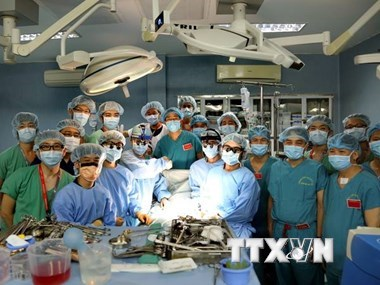 Top ten medical events of 2017 released hinh anh 1
