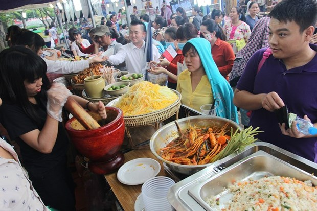 HCM City to host 12th Taste of the World festival hinh anh 1