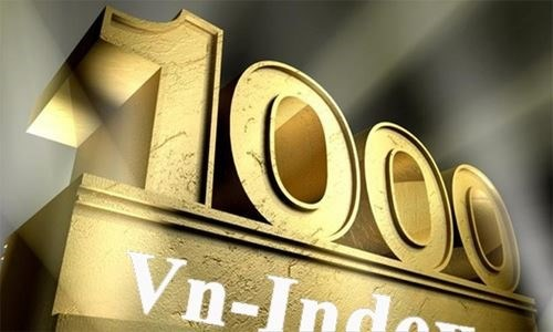 VN-Index breaks 1,000 point level hinh anh 1