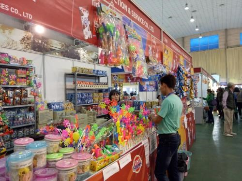 Trade fair promoting Thai products launched in Hanoi hinh anh 1