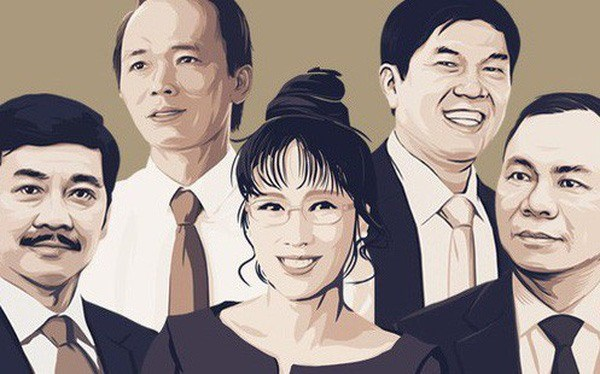 Five largest families own assets worth 12.2 billion USD hinh anh 1
