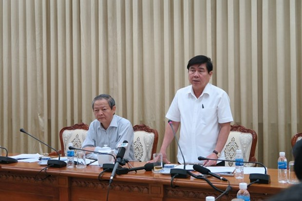 HCM City working group to assist investors hinh anh 1