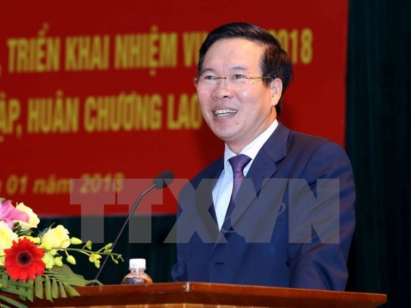 Party education commission works to orient public opinion hinh anh 1