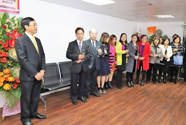 Vietnam opens consulate office in China's Macau hinh anh 1
