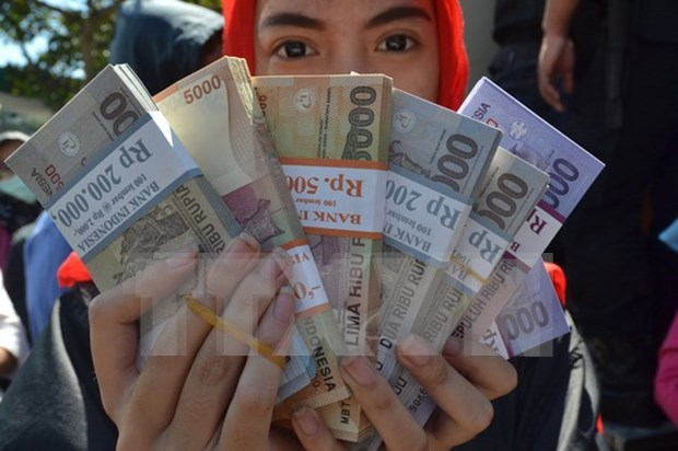 Malaysian Ringgit climbs 10 percent against USD hinh anh 1