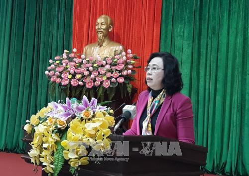 Hanoi steps up hi-tech agricultural production hinh anh 1