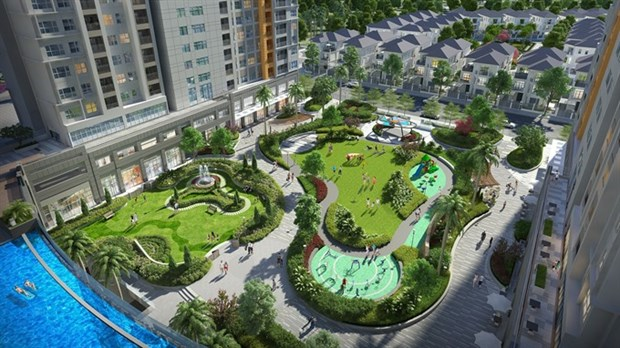 Novaland launches new housing project in HCM City hinh anh 1