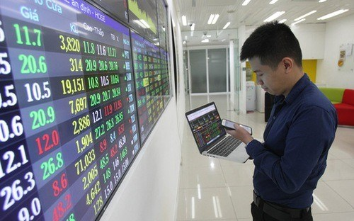 Local shares dip after three-day rally hinh anh 1