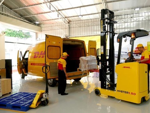 DHL opens new centre in southern Binh Duong province hinh anh 1