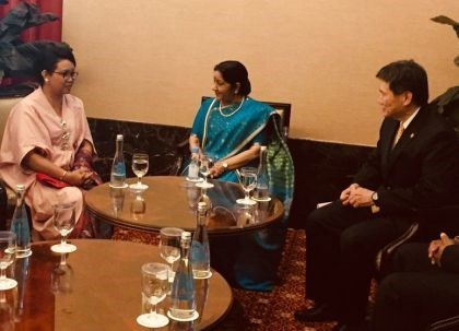 India fosters cooperation with ASEAN hinh anh 1