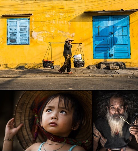 French photographer promote Vietnamese culture, people hinh anh 1