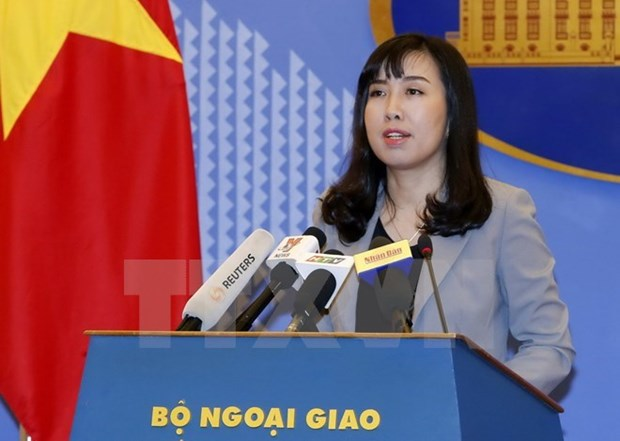 Vietnam welcomes measures to boost dialogue in Korean Peninsula hinh anh 1