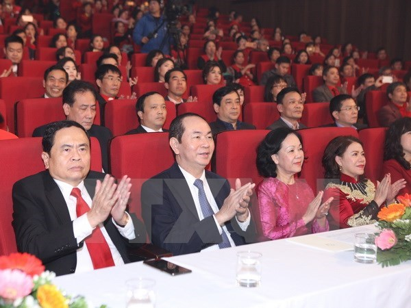 Red Cross Society urged to renew to further support for disadvantaged people hinh anh 1