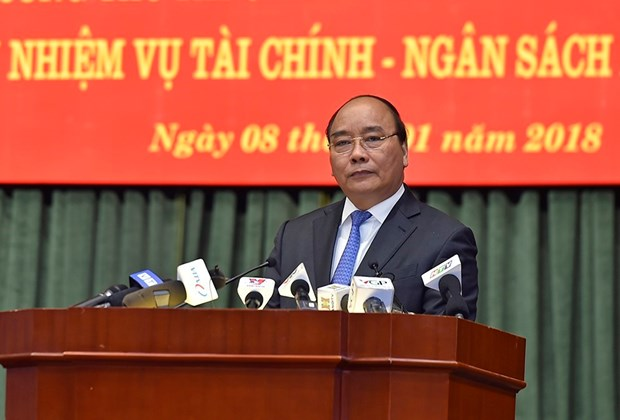 Financial sector told to stay updated with Industry 4.0 to expand tax base hinh anh 1