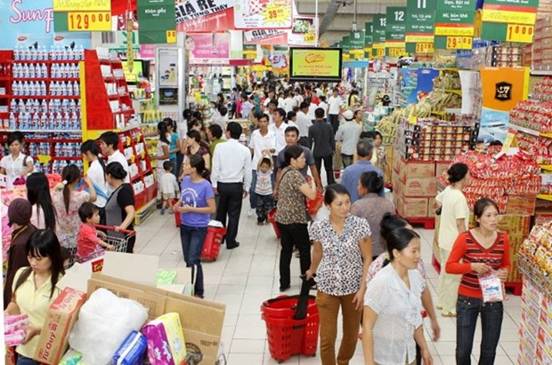 Hanoi works with nearby provinces to ensure Tet goods supply hinh anh 1