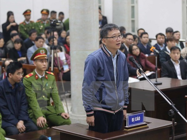 Trial of Trinh Xuan Thanh and accomplices begins in Hanoi hinh anh 1