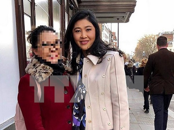 Former Thai PM Yingluck waits for political asylum approval in UK hinh anh 1