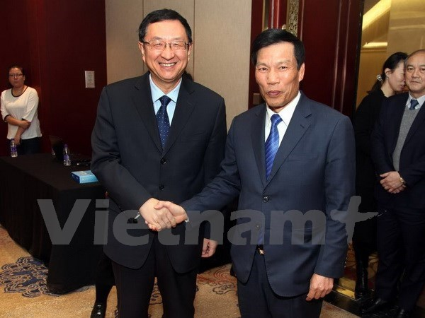 Vietnam, China boost cultural cooperation hinh anh 1
