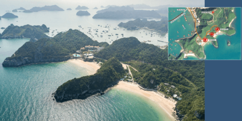 Five-star resort planned on Cat Ba Island hinh anh 1