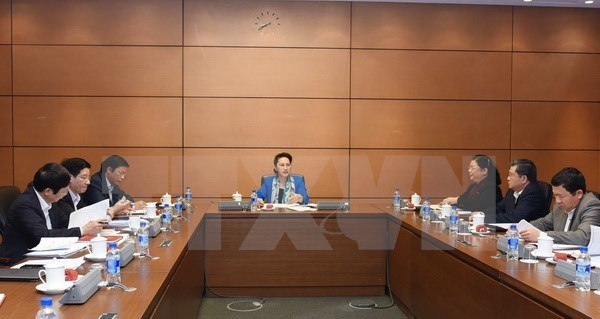 NA holds meeting in preparation for APPF-26 hinh anh 1