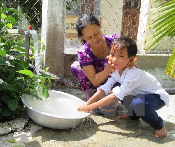 IFC funds clean water access project in Vietnam hinh anh 1