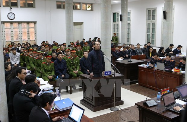 Court looks into violations of State regulations at PVC hinh anh 1