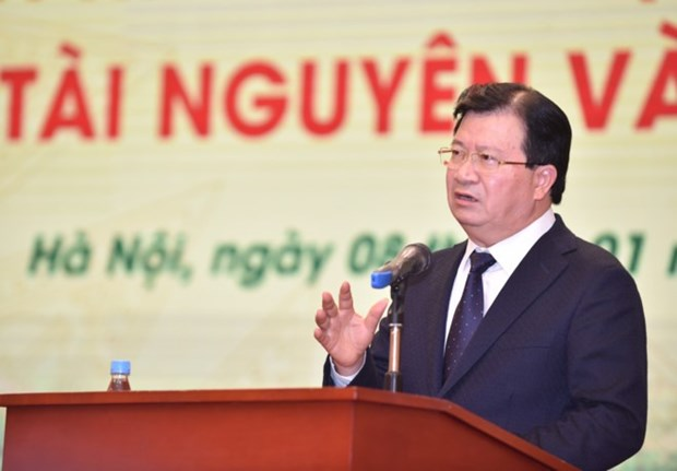 Deputy PM promises no repeat of sea poisoning hinh anh 1