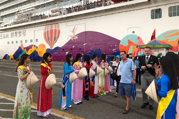 Lack of cruise ports hinders tourism in HCM City hinh anh 1