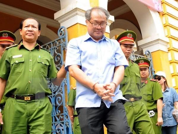 Indictment against former Construction Bank executive announced hinh anh 1