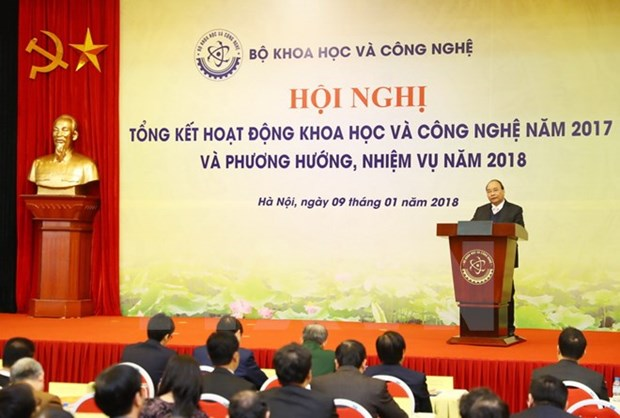PM hails science-technology's role in economic development hinh anh 1