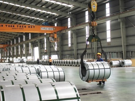 Hong Kong's steel, solar power projects seek approval in Hau Giang hinh anh 1
