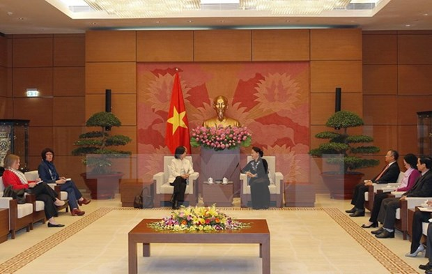 Concerted effort by VN, Canada's NAs needed to further bilateral ties hinh anh 1