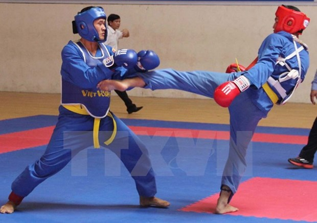 Vovinam to be part of ASEAN University Games hinh anh 1
