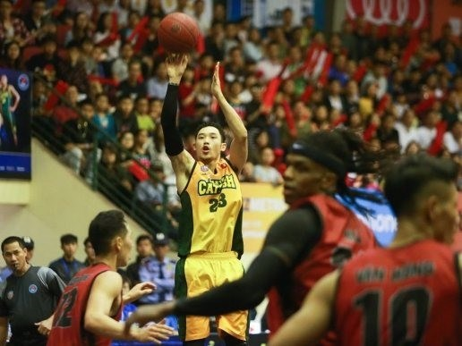 Mekong United to take part in Thailand's basketball event hinh anh 1