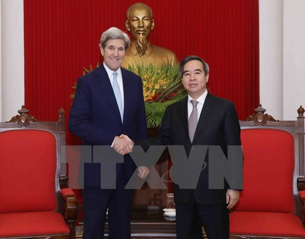 Vietnam priorities energy security: Party official hinh anh 1
