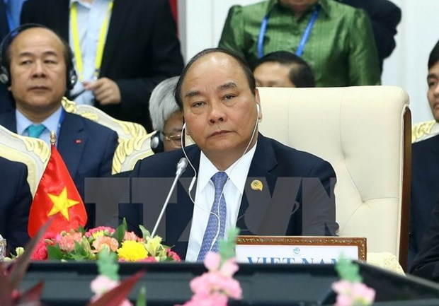 Prime Minister attends 2nd Mekong-Lancang Cooperation Leaders' Meeting hinh anh 1